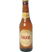 Cerveja Skol  Long Neck 355ml