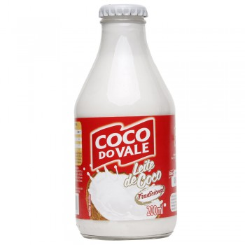 Leite de Coco Coco do Vale 200ml